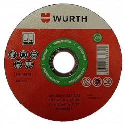Δίσκοι κοπής Wurth